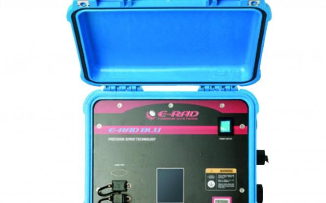 کنترلر هوشمند دیجیتالی لمسی جهت ترکمتر مولتی پلایر های الکتریکی برقی مدل E-RAD BLU Touch Control Case ساخت راد کانادا