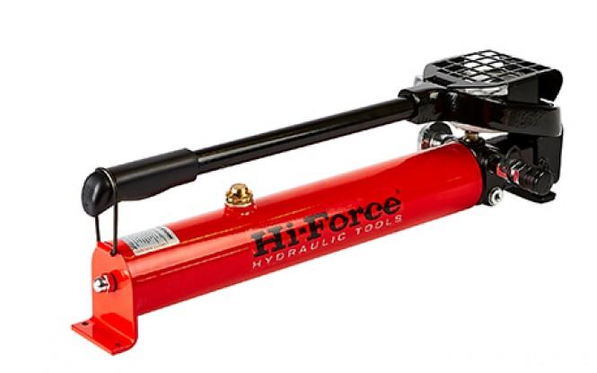 پمپ دستی هیدرولیکی فشارقوی 1500 بار دو سرعته مدل HPX-BTU-Range ساخت هایفورس انگلستان
