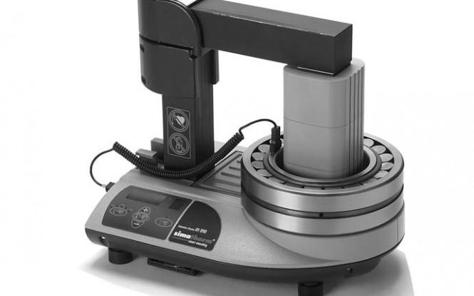 گرمکن القایی برقی با ترموستات کنترل دما جهت بلبرینگ های صنعتی تا وزن 150 کیلوگرم مدل IH-090 ساخت سیماتک انگلستان