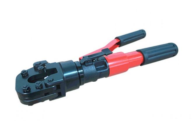 قیچی دستی (مکانیکی) هیدرولیکی 700 بار فشارقوی پمپ سرخود با توان 7 تن مدل CT-Range ساخت هایفورس انگلستان