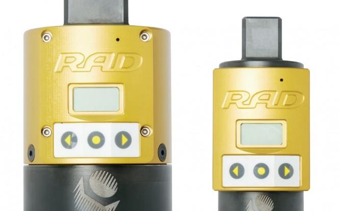 ست کالیبراسیون و ترنسدیوسر جهت آچارترکمتر و مولتی پلایرمدل RAD-3500 TRANSDUCER ساخت راد کانادا