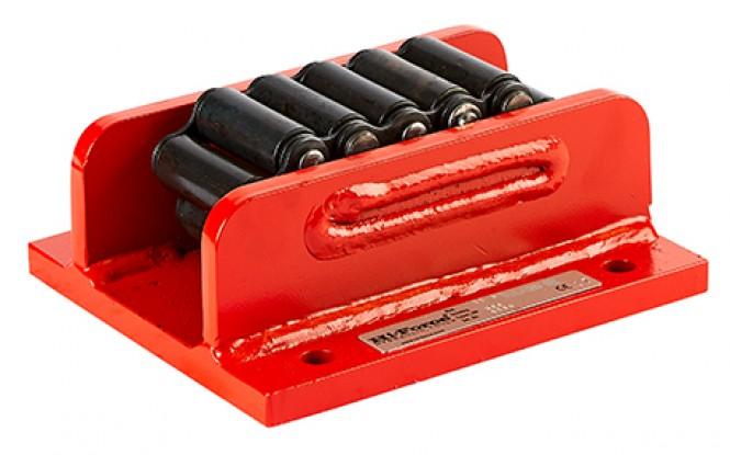 اسکیت حمل بار فوق سنگین با ظرفیت 85 تن و مقاومت بالا جهت جابجایی ابزارآلات مدل RSA-Range ساخت هایفورس انگلستان