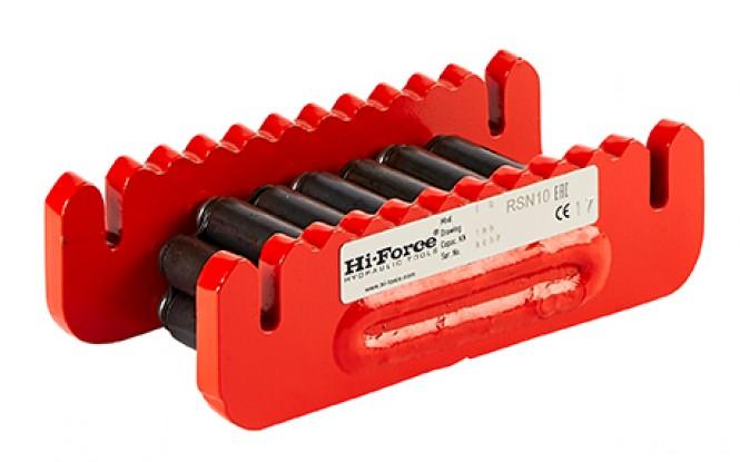 اسکیت صنعتی حمل بار با ظرفیت 80 تن و مقاومت بالا جهت جابجایی ابزارآلات مدل RSN-Range ساخت هایفورس انگلستان