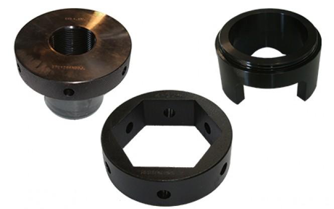 لوازم جانبی و متعلقات ماژولار بولت تنشنرهای هیدرولیکی فشارقوی مدل STS-Components-Metric ساخت هایفورس انگلستان