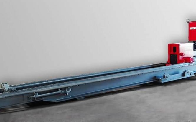 باندل اکسترکتور (کشنده باندل) هوایی معلق فوق سنگین با توان 33.000 وات مدل MEGA IDROKID 45-TON ساخت ایدروجت ایتالیا