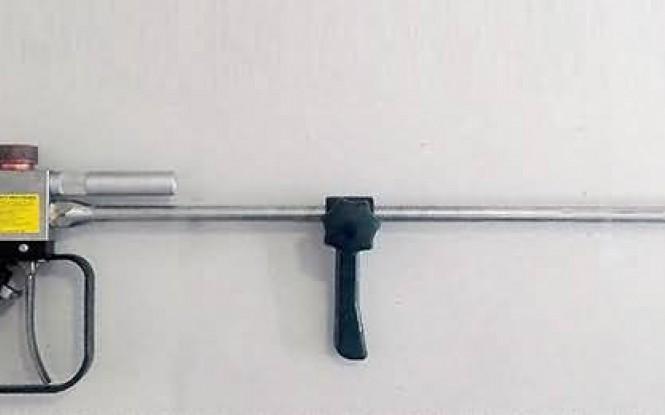 گان فشارقوی واترجت های رسوب زدایی و شستشوی صنعتی Handle-held Control Guns ساخت ایدروجت ایتالیا