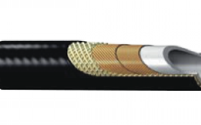 شیلنگ ترموپلاستیک با فشار 0-450 بار جهت کاربری عمومی ، هیدرولیکی و صنعتی سازگار با انواع سیالات و گازها مدل 2245N ساخت پارکر آمریکا