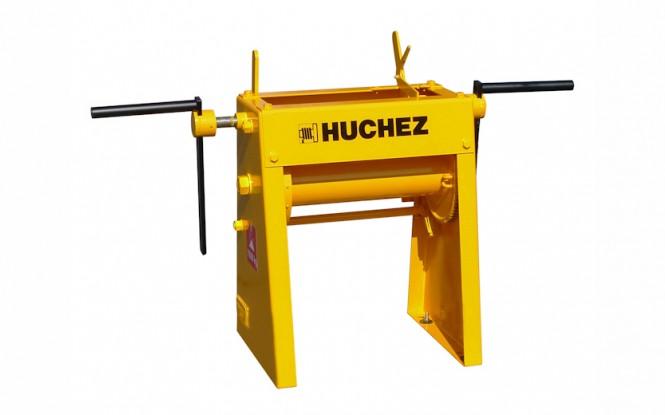 وینچ دستی کشنده عمودی با ظرفیت 1500 کیلوگرم مدل 659 winch ساخت هوچز فرانسه