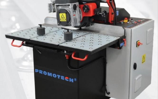 پخ زن ثابت جهت لوله و ورق مدل SBM-500 ساخت پروموتک لهستان