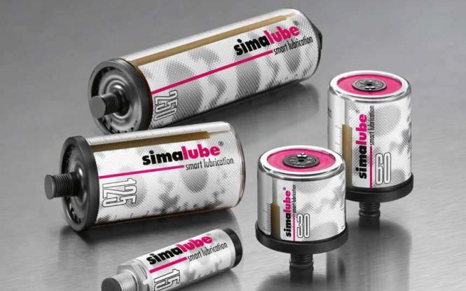 تجهیرات روان کاری صنعتی و روغن زنی مدل SIMALUBE ساخت سیماتک انگلستان