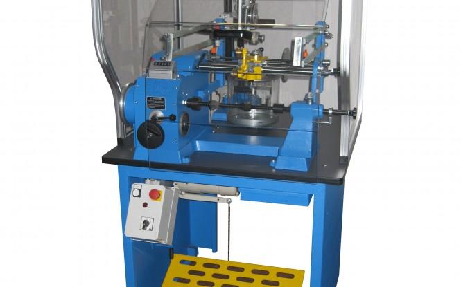 سیم پیچی استاتور آرمیچر و کوئل مدل BM Transformer / Coil Winding Machines ساخت وایتلگ انگلستان
