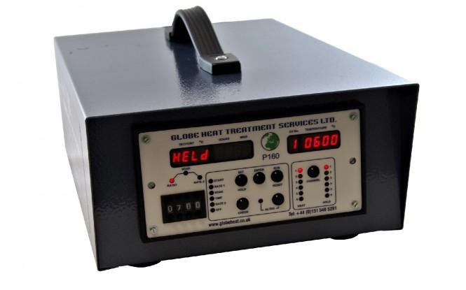 پروگرمر شش کانال پرتابل کنترل دما مدل GHT-3001 ساخت گلوب انگلستان