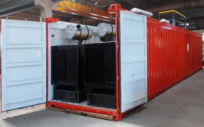 رسوب زدایی و شستشوی صنعتی خطوط گاز (پیگ رانی) PIGGING AND DECOKING ساخت ایدروجت ایتالیا