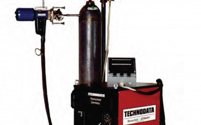 دستگاه جوش اوربیتال تیوب Orbital Tube Welding System IM-99 ساخت ویکستید انگلستان