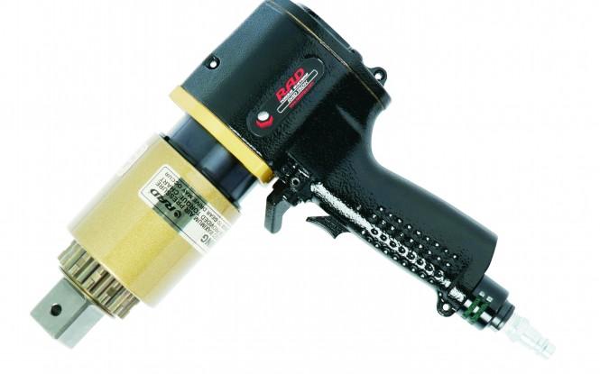 آچار ترکمتر مولتی پلایر پنوماتیکی بادی تک سرعته فشار قوی مدل RAD - Single Speed - 110 DX ساخت راد کانادا