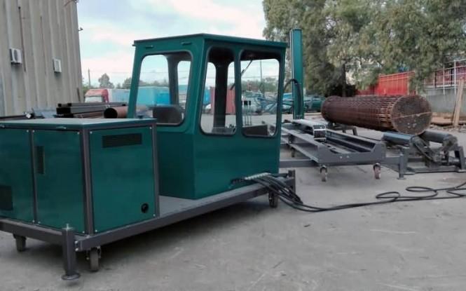 ربات شستشو و رسوب زدایی سطوح خارجی باندل با توان 10.000 وات مدل E-930 XL ساخت ایدروجت ایتالیا